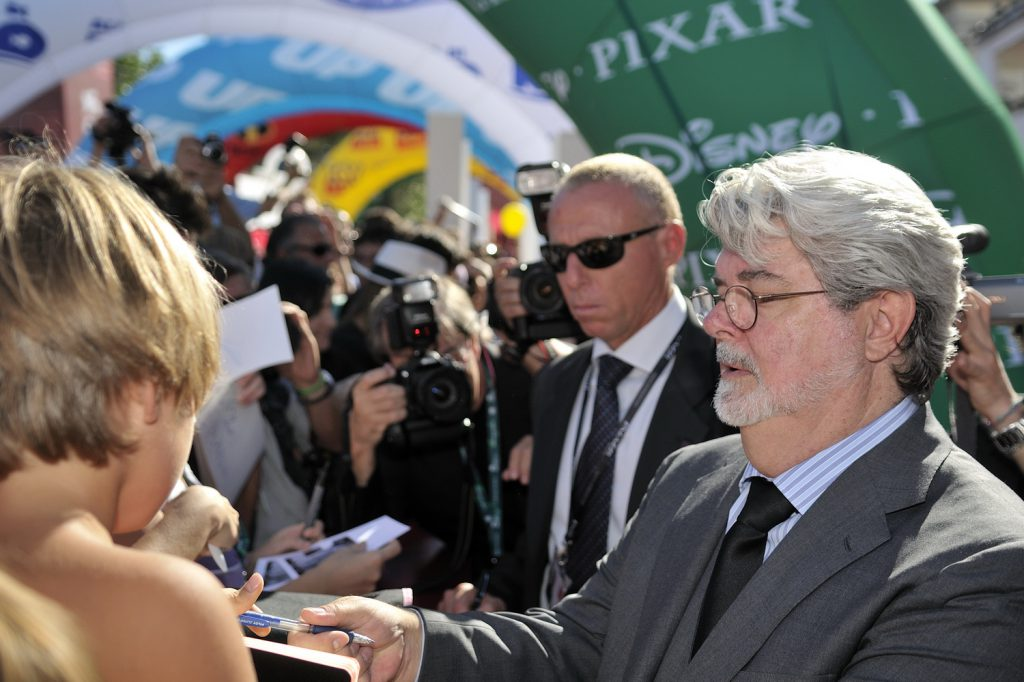 George Lucas By nicolas genin from Paris, France 66ème Festival de Venise