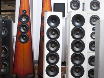DIY loudspeaker kits