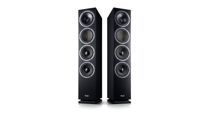 T 500 tower speakers