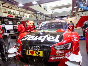 Teufel Audi RS 5 DTM