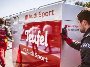Teufel DTM with Audi