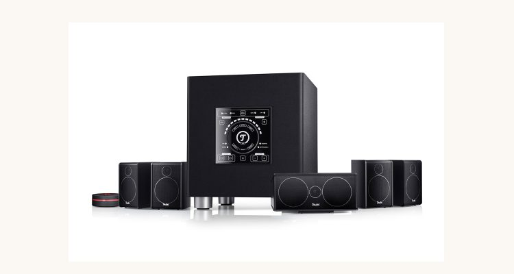 5.1 multimedia sound