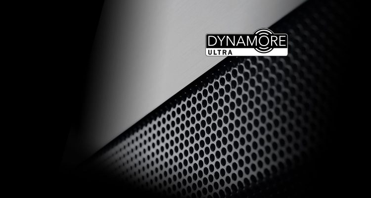 More spatial sound: Dynamore® Ultra