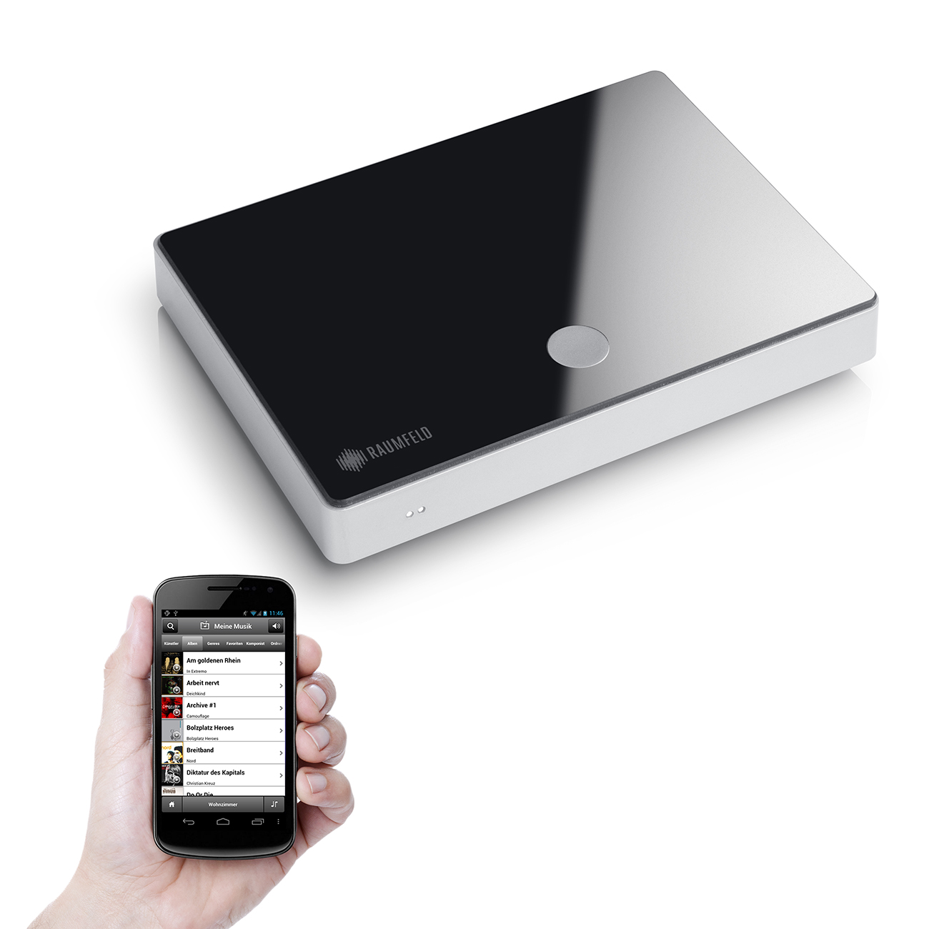 Raumfeld Connector network audio player