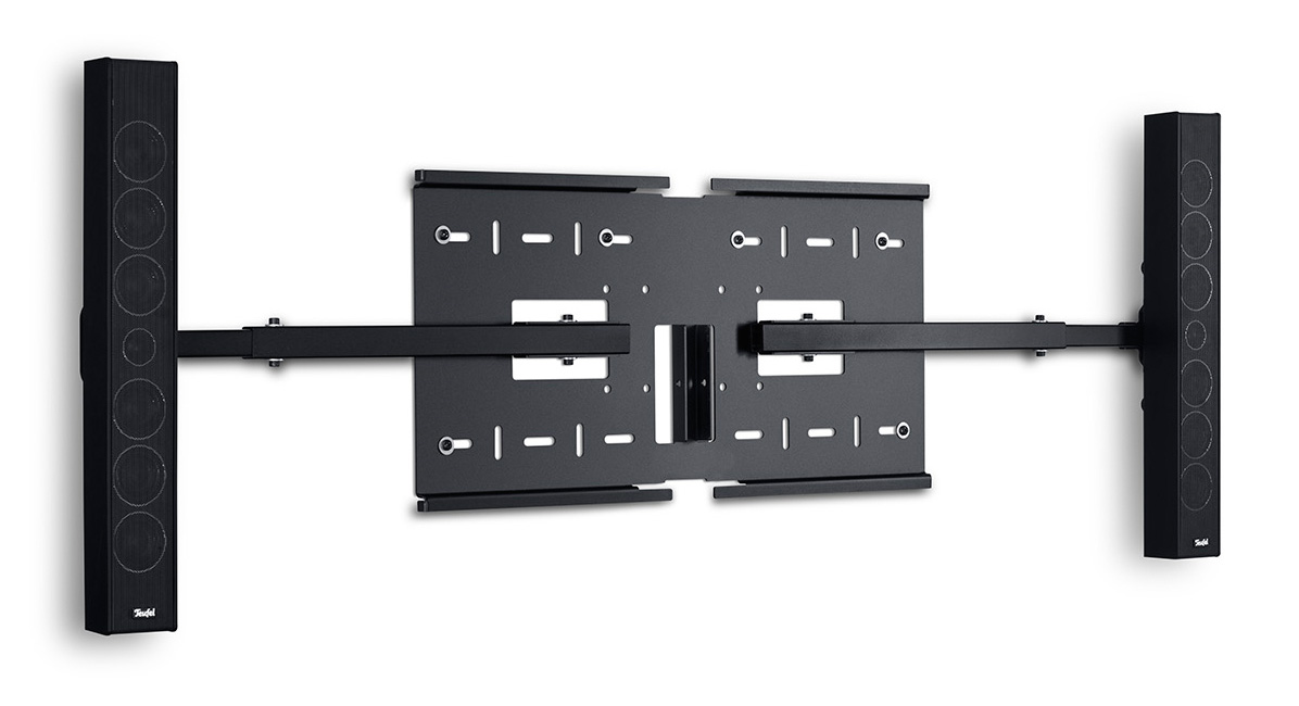 Teufel VESA mount for TVs and speakers