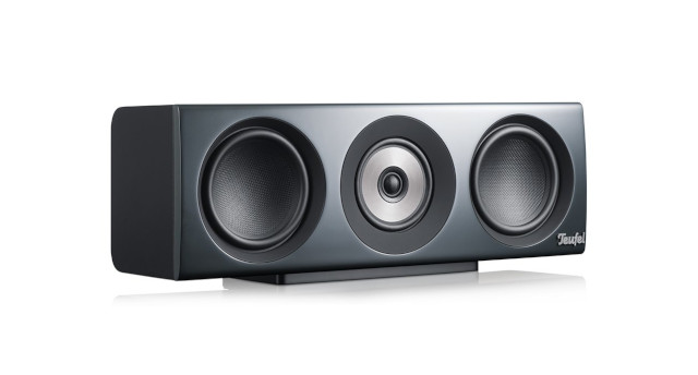 Definion 3 Centre loudspeaker with white background