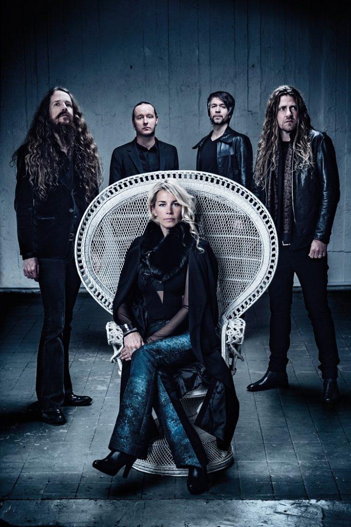 Avatarium band members