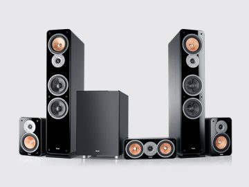 Ultima 40 Surround - 5.1 home cinema set