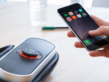 Bluetooth speakers for smartphones