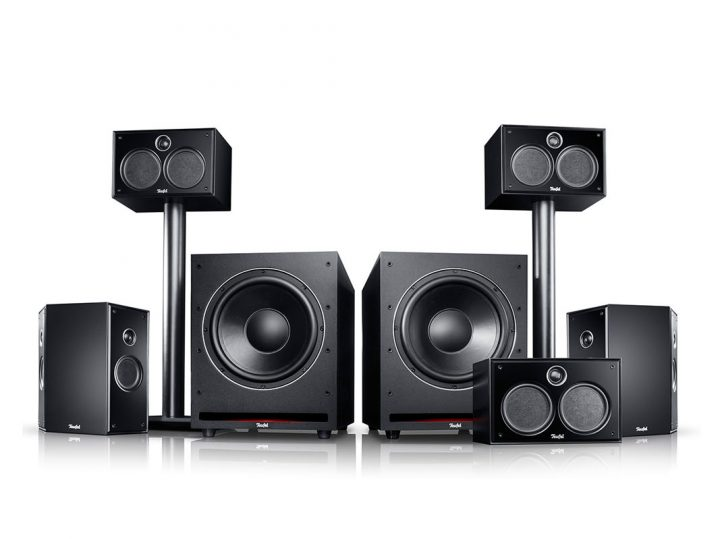 Teufel's new System 6 THX Select