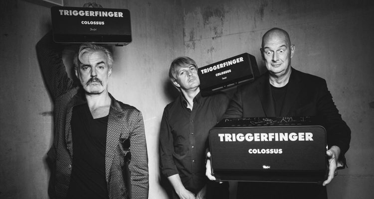 Triggerfinger at the Teufel Flagship Store