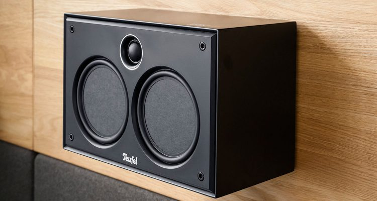 wall mount speakers