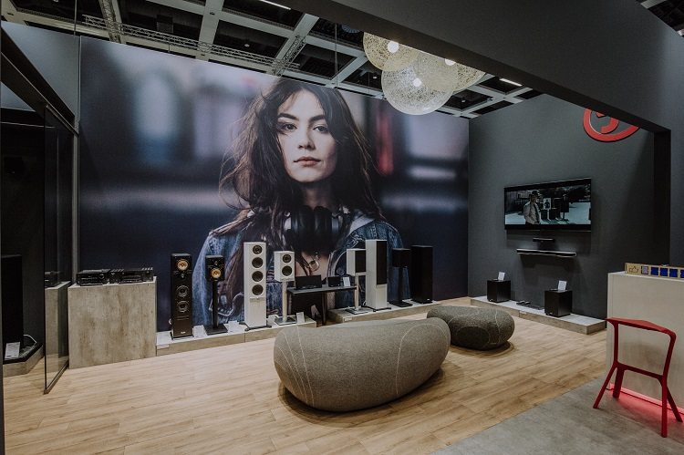 Teufel at the IFA 2018