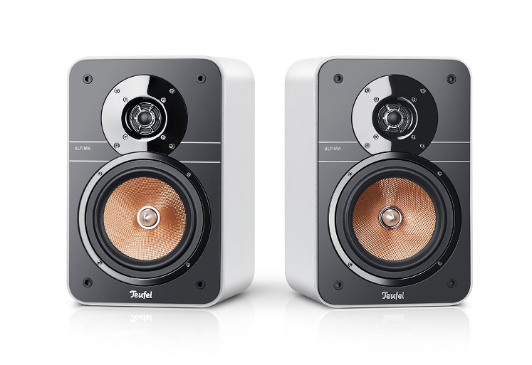Bookshelf speakers from Teufel