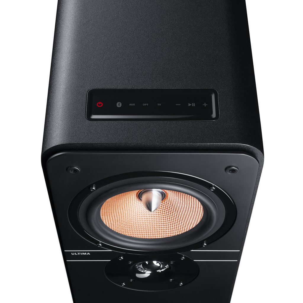overview product image of the Ultima 40 Active