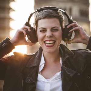 Teufel closed over-ear headphones