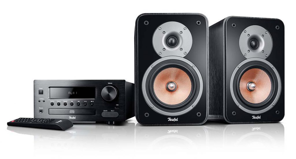 kombo 42 complete stereo system