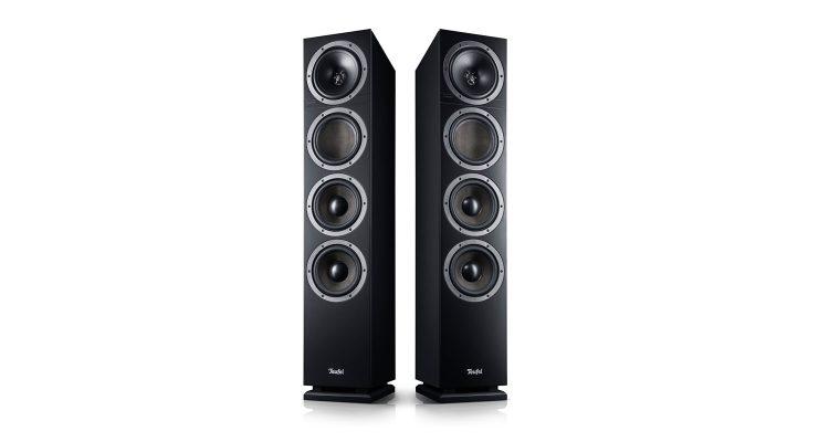 T 500 tower speakers