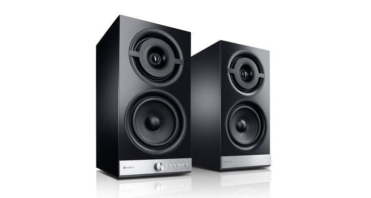 stereo m streaming speakers