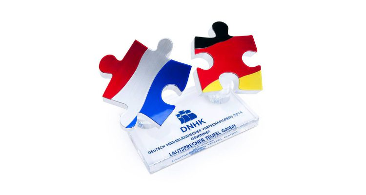 German Dutch Chamber of Commerce Award