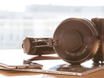 semi-open headphones