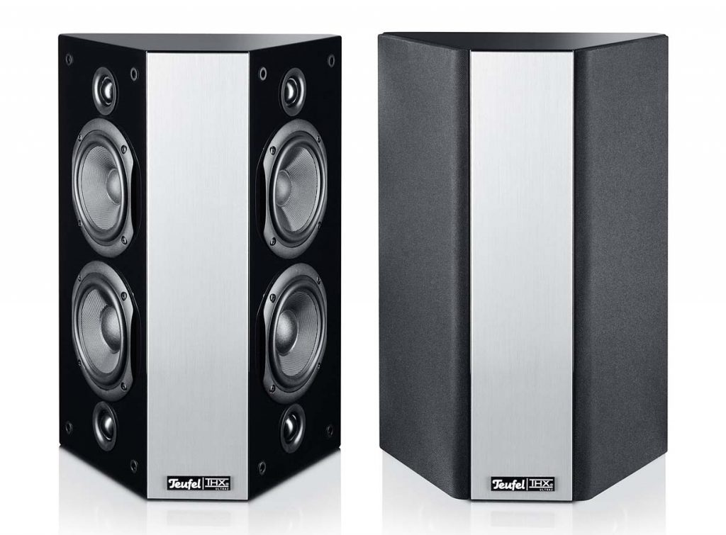 teufel dipole surround speakers