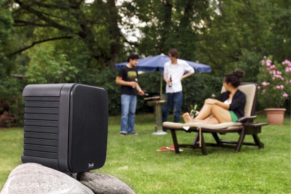 omniton waterproof speakers
