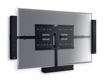 VESA mounts for TVs and speakers