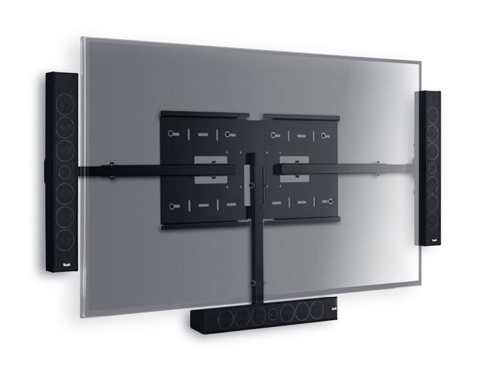 VESA mounts for TVs and speakers