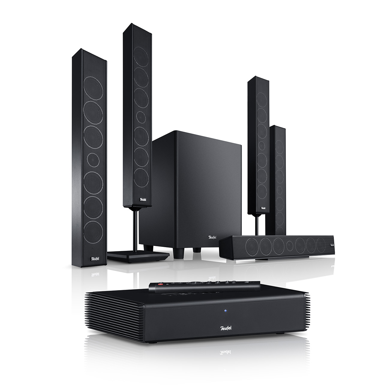 The Varion Complete home cinema system