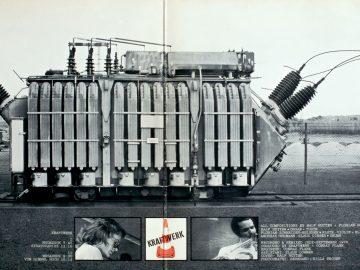 Bernd & Hilla Becher, Kraftwerk, Kraftwerk, 1970 © Philips