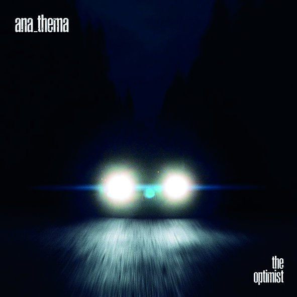 "Cover art for the Anathema album ""The Optimist"""