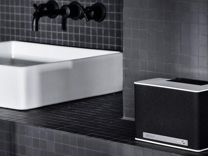 bathroom speakers