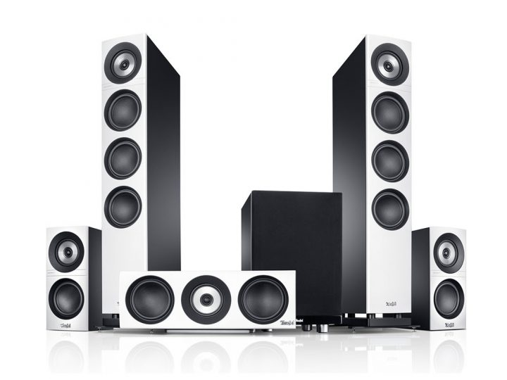 5.1 or 7.1 surround sound systems