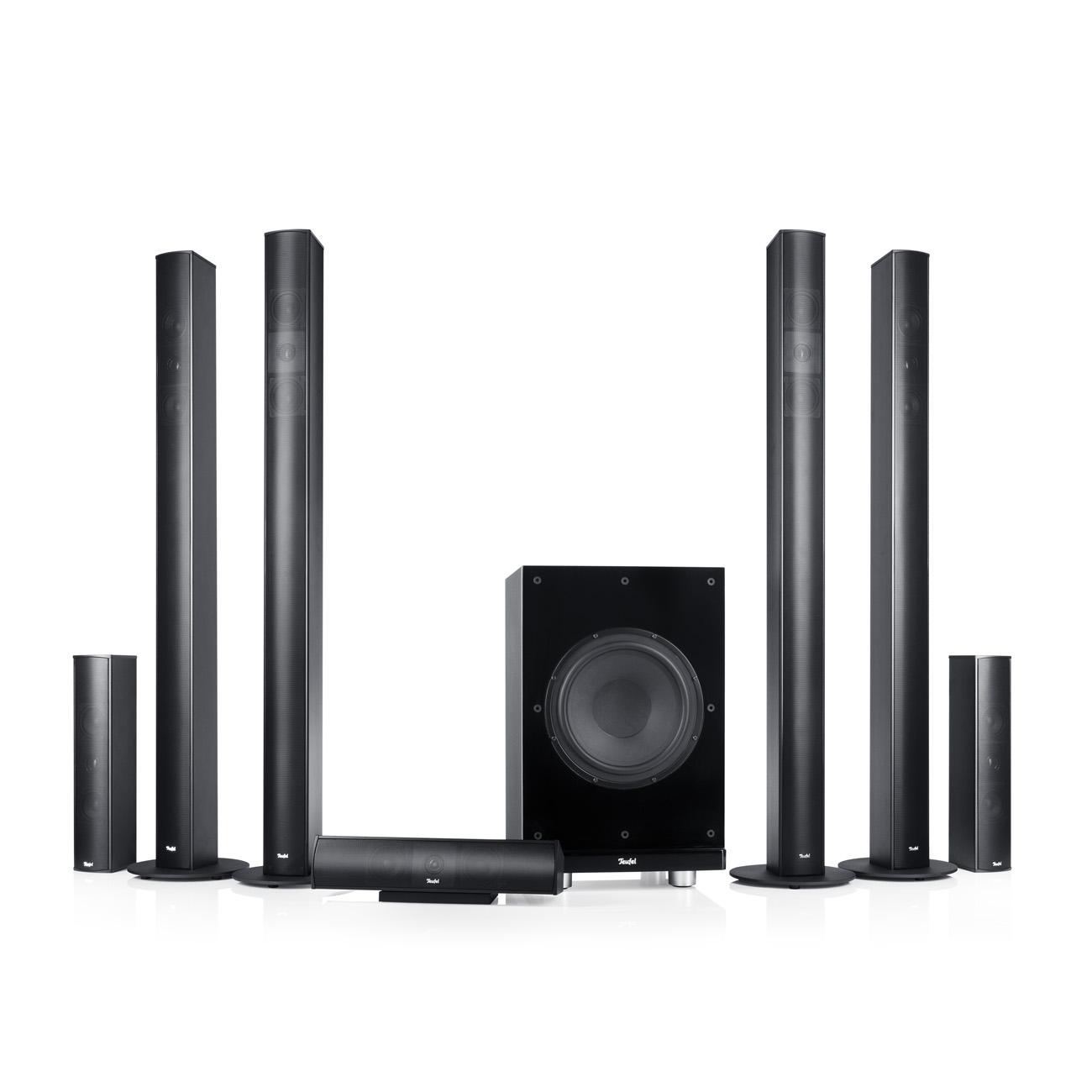 a 7 1 column speaker set. Black Bedroom Furniture Sets. Home Design Ideas