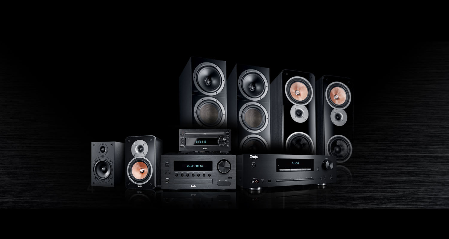 Complete Stereo Systems For Every Room And Budget Teufel Blog