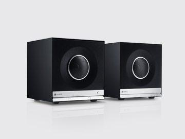raumfeld stereo cubes