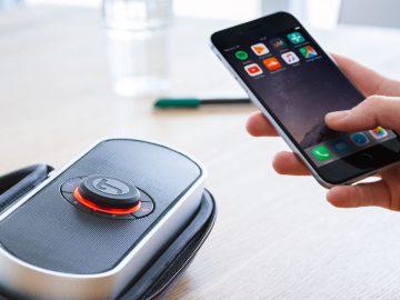 Bluetooth speakers for smartphones