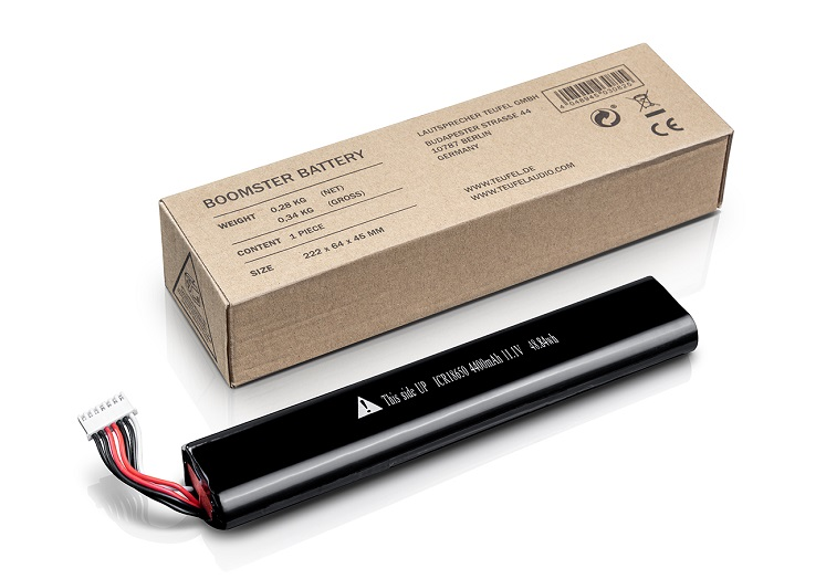 Boomster battery