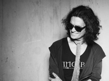 Exclusive interview with Glenn Hughes