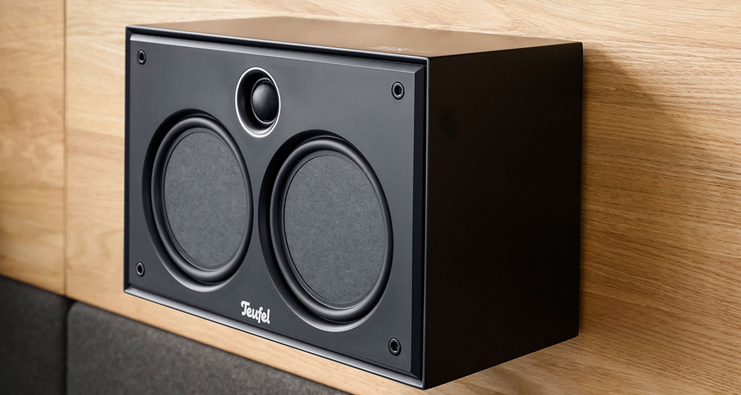 When To Wall Mount Speakers The Teufel Audio Blog