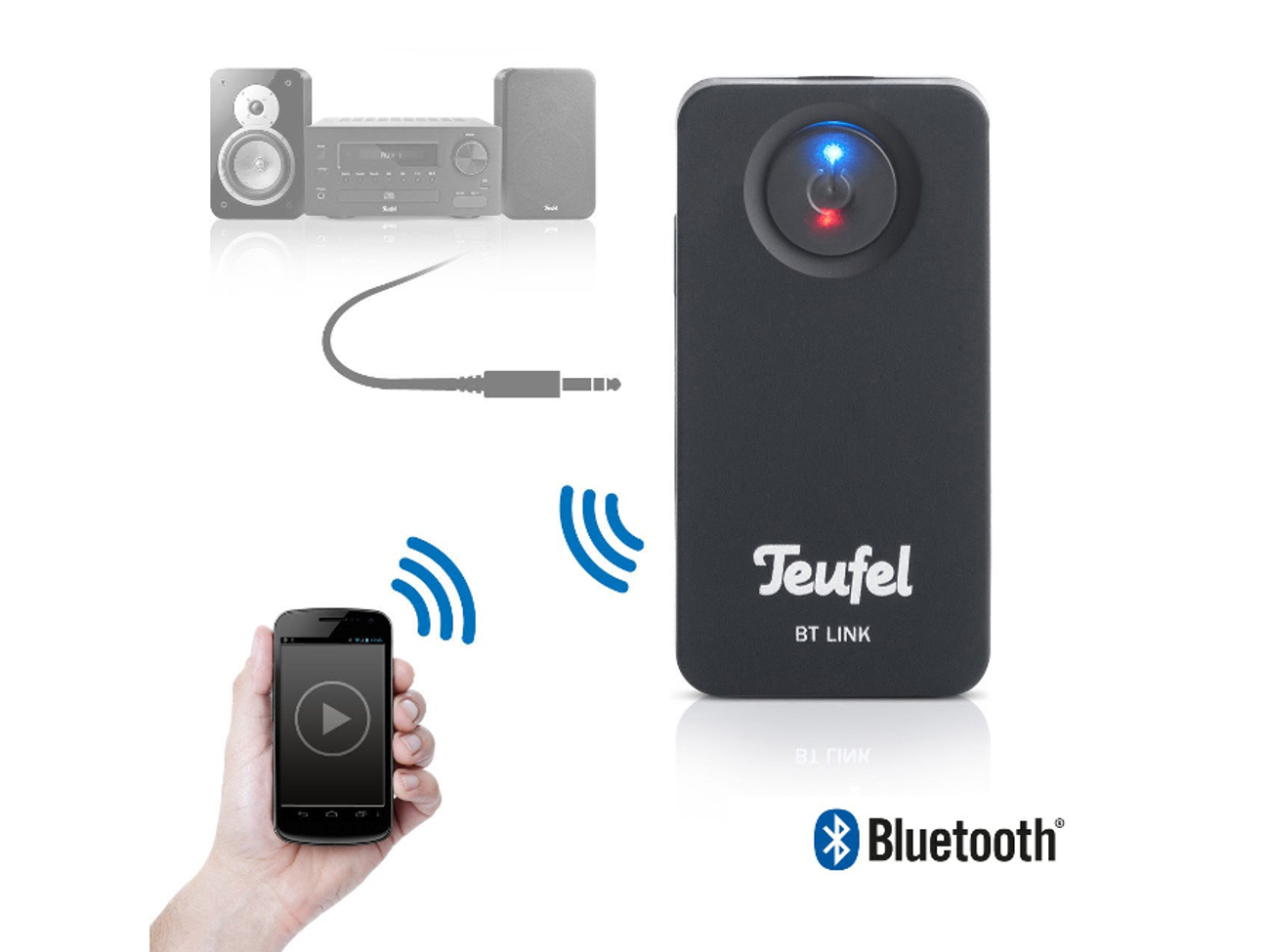 Teufel BT LINK - Bluetooth for any device