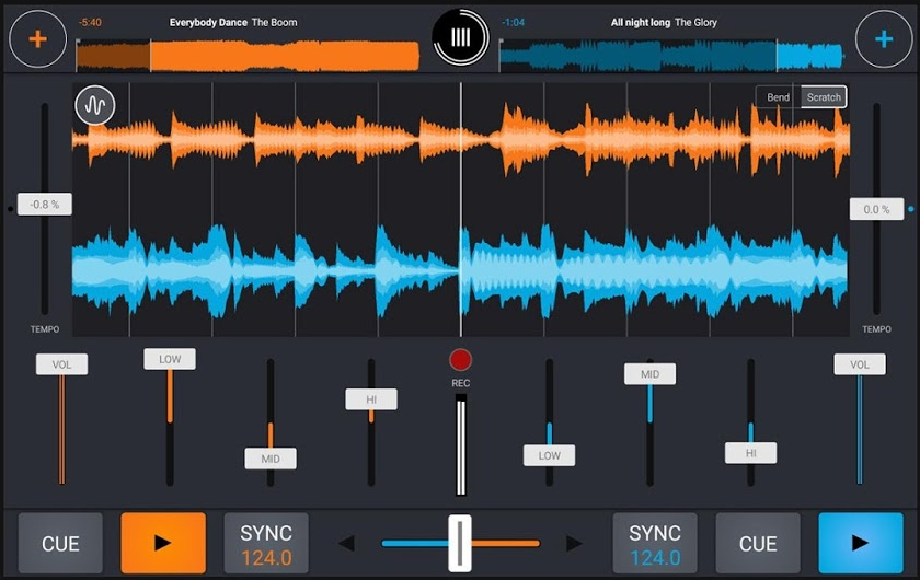 DJ apps: virtual turntables on your smartphone | Teufel blog