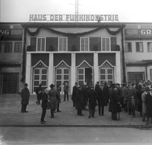 First IFA 1924