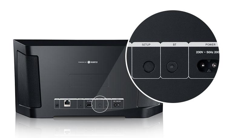 teufel streaming wireless bluetooth speakers